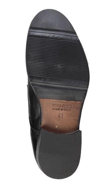 Versace V1969 ANTOINE schwarz 45 Echtleder Business Herrenschuhe Gr 45 schwarz 8b2d04