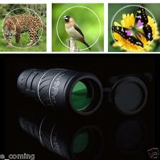 Day & Night Vision 40x60 HD Optical Monocular Hunting Outdoor Travel Telescope
