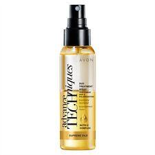 HUILE LUXUEUSE Bi-phasée pour Cheveux SUPREME OILS de chez AVON