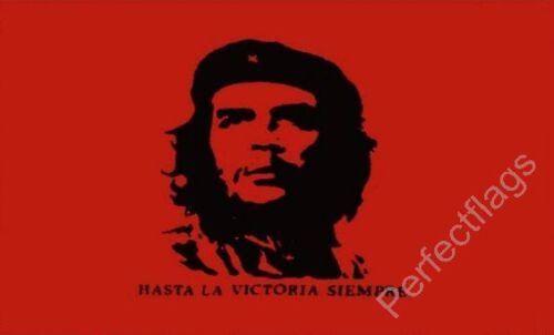 HISTORICAL REVOLUTIONIST MARTYR FLAG 5x3 Feet CHE GUEVARA FLAG Size 3x2
