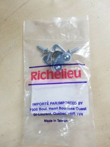 Richelieu Hardware BP55102G Double Roller Zinc Catch New