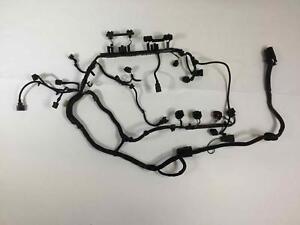 details about main engine wiring harness vw jetta gli 04 05 1 8l awp 6 speed manual !cut plug!