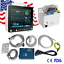 "thumbnail 1 - Medical ICU 12"" Vital Signs Patient Monitor ECG NIBP RESP TEMP SPO2 PR With Box"
