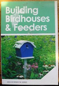 Diy Birdhouses And Feeders By Greg Cheetham Paperback Very Good
