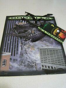 GODZILLA-Gift-Bag-with-Tag-1998-Toho-Co-China