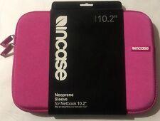 """Incase Neoprene Sleeve for NetBook 10.2"""" /iPad #CL57364 -Magenta"""