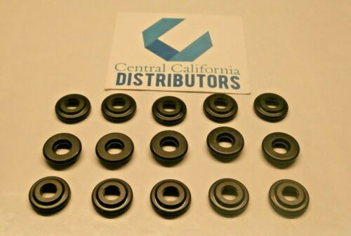 15-Pieces BMW OEM Valve Cover Grommet Seal Washer Bolt Seal 11 12 1 437 395
