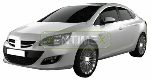 Tappetino Vasca Per Opel Astra J Berlina Berlina 4-PORTE 2012-notrad