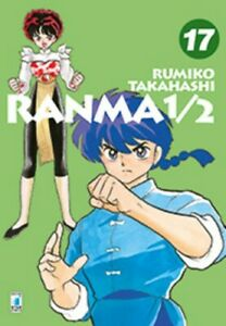 ITALIANO MANGA STAR COMICS NUOVO RANMA 1//2 NEW EDITION 16