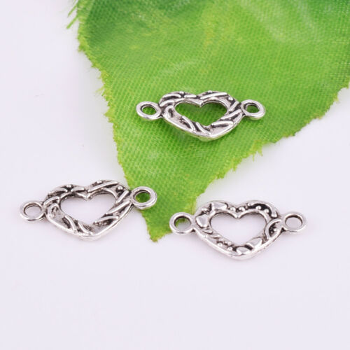 Lot Metal Tibetan Silver Charm Spacer Beads Jewelry Findings DIY Lot Size Styles