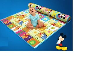 SAFE-Baby-Kid-Toddler-Play-Crawl-Picnic-Waterproof-Mat-Double-Sides200-180-0-5cm