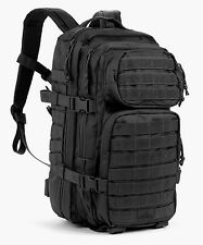 Military USMC Navy Swat Black 3Day Molle Tactical Assault Transport Backpack Med