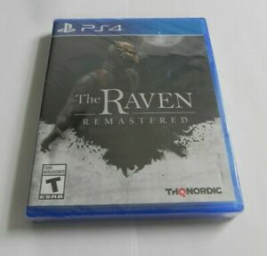 Raven-Remastered-Sony-PlayStation-4-2018-BRAND-NEW-THQ-NORDIC-FAST-SHIP-PS4