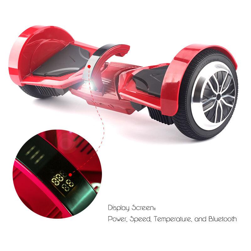 Hoverboard Patent LED Display  Km Km Km h Smart Self Balancing Wheel E Scooter  NEU bdb609