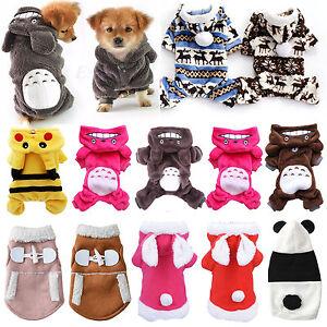 Pet-Clothes-Dog-Puppy-Cat-Hoodies-Warm-Fleece-Jacket-Coat-Sweater-Apparel-Winter