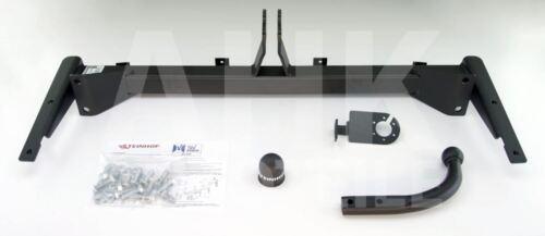 Für Volkswagen Caddy 2K auch Maxi 04-15 Anhängerkupplung starr+E-Satz 13p