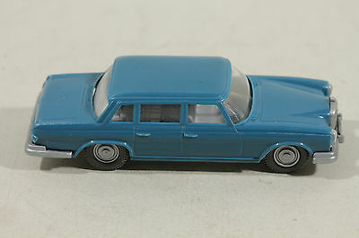 156 Tipo 1d Wiking Mercedes 600 1966 - 1970/in Azur Blu-mostra Il Titolo Originale