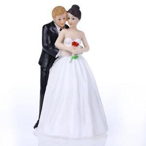 Romantisch Lustig Hochzeitstorte Aufsatz Figur Braut Brautigam