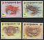 thumbnail 1 - (163)SINGAPORE 1992 MARINE LIFE CRABS SET 4V MNH. CAT RM 15