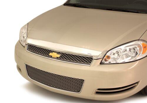 Bug Deflector-Aeroskin Chrome Hood Protector 620020 fits 06-13 Chevrolet Impala