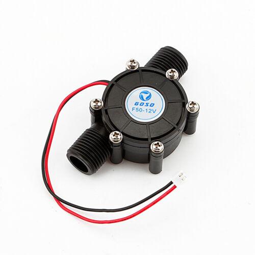 10W 12V Micro-hydro Water Turbine Generator Water Hydroelectric DIY LED Power