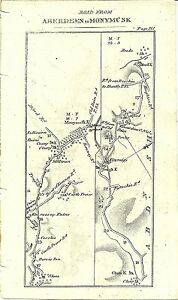 Antique-map-Aberdeen-to-Monymusk-2