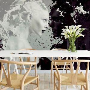 Das Bild Wird Geladen Fototapete Milk Amp Coffee Modern Deko Tapezieren  Renovieren