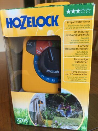 Hozelock Water Timer Ac1