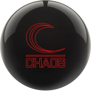Columbia-300-Chaos-Bowling-Ball-Black-NIB-1st-Quality