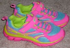 Girls Size 12 - S Sport by Skechers Sneakers Light-Up Pink Shoes - BRAND NEW!
