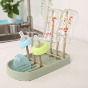 FP-Bottle-Drying-Rack-Baby-Infant-Dryer-Clean-Feeding-Drainer-Draining-Holder-G