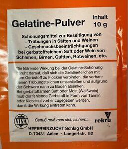 Gelatine-Pulver-Schoenungsmittel-Klaerungsmittel-10-gr-Vina