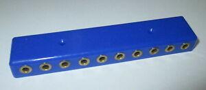 Plaque-de-Distributeur-20-Connexions-2-6mm-Nouveau