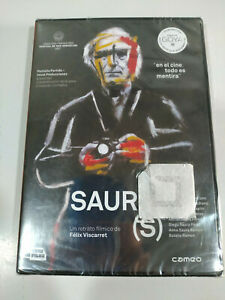 Saura (S) Felix Viscarret - DVD Regione 2 Spagnolo Inglese - 3T