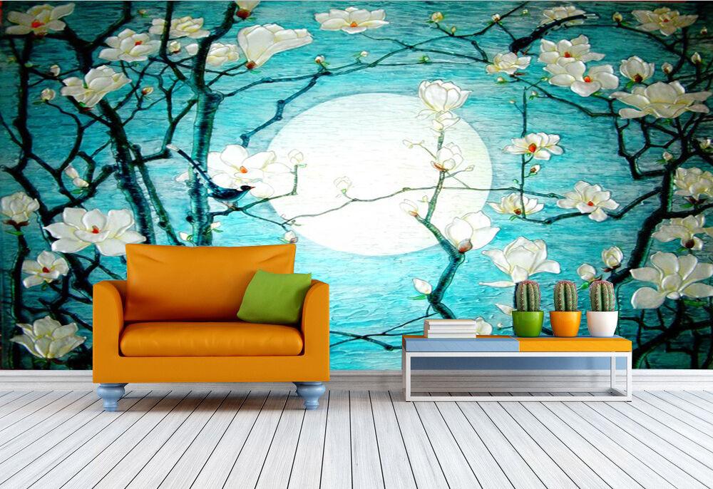 3D Prochain Ewha Photo Papier Peint en Autocollant Murale Plafond Chambre Art