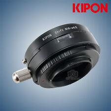 Kipon Shift Adapter for Nikon F Lens to Olympus micro 4/3 M4/3 camera EP3 E-P1
