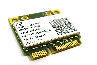 "Fujitsu Lifebook T Series 10.1/"" T580 OEM Intel WiFi Wireless Card 622ANHMW GLP"
