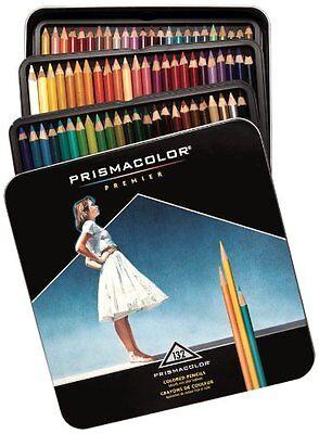 Prismacolor Premier Soft Core Colored Pencils, 132 Colored Pencils (4484)