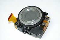 Panasonic Lumix Dmc-fs3 Lens Zoom Unit Assembly Camera Silver A0487