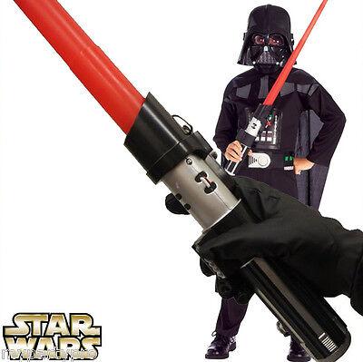 Star Wars Lightsaber Light up Light Saber Costume Accessory Prop Replica Toy