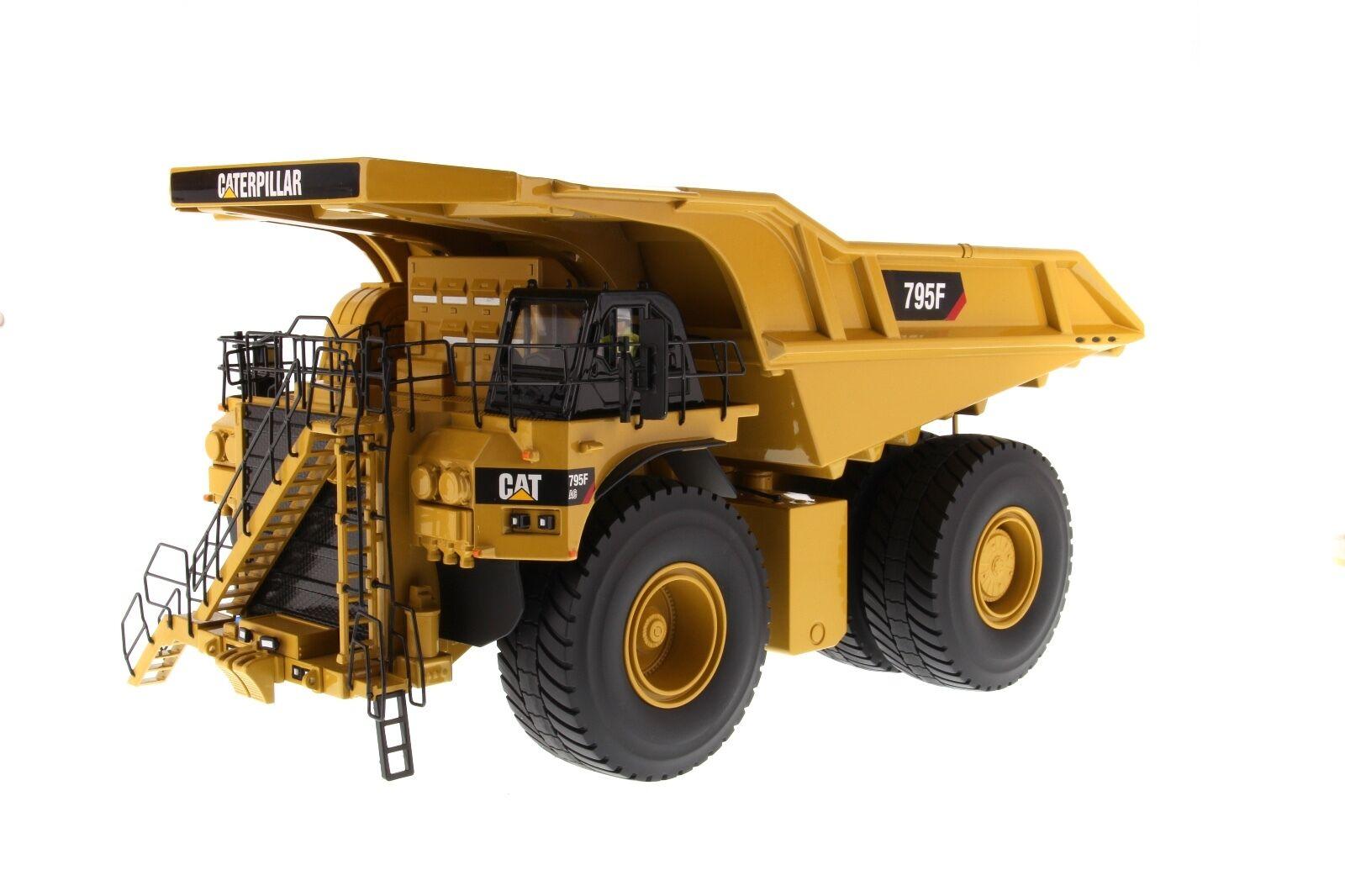 Caterpillar  1:50 Escala Camión Cat 795F AC minería-Diecast Masters 85515