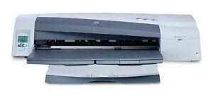 HP-DesignJet-110plus-nr-A1-Network-USB-Parallel-Wide-Format-Plotter-110-C7796E
