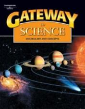 Gateway to Science: Vocabulary and Concepts by Tim Collins Hardcover Book (Engli