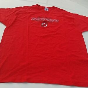 Vintage-New-Jersey-Devils-Red-2000-NHL-Stanley-Cup-Champions-T-Shirt-Sz-XL