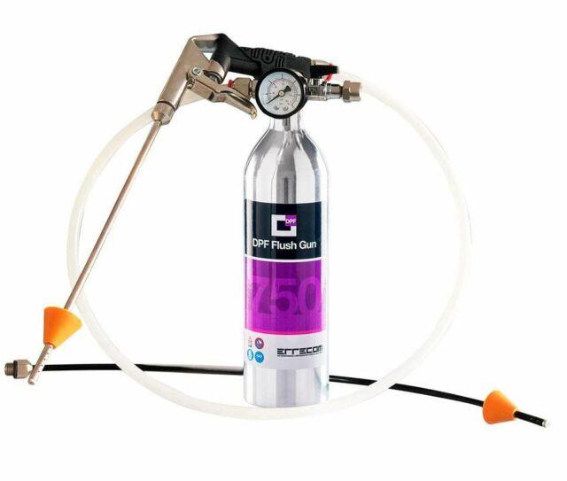 1X Nettoyant Filtres à Particules Diesel FAP Filtre à Suie Pot Catalytique Kit