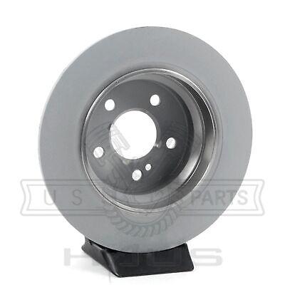Rear OE Disc Brake Rotors Ceramic Pads For Mercedes Benz CLK320 CLK430 E320