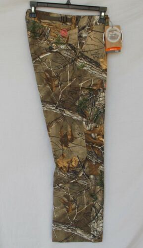 New Women/'s S Magellan Hill Country Camo Twill Hunting Pants Realtree Xtra