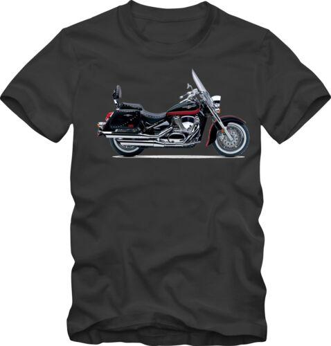 T-Shirt  Suzuki Boulevard c 50 T Grafik Shirt  DTG