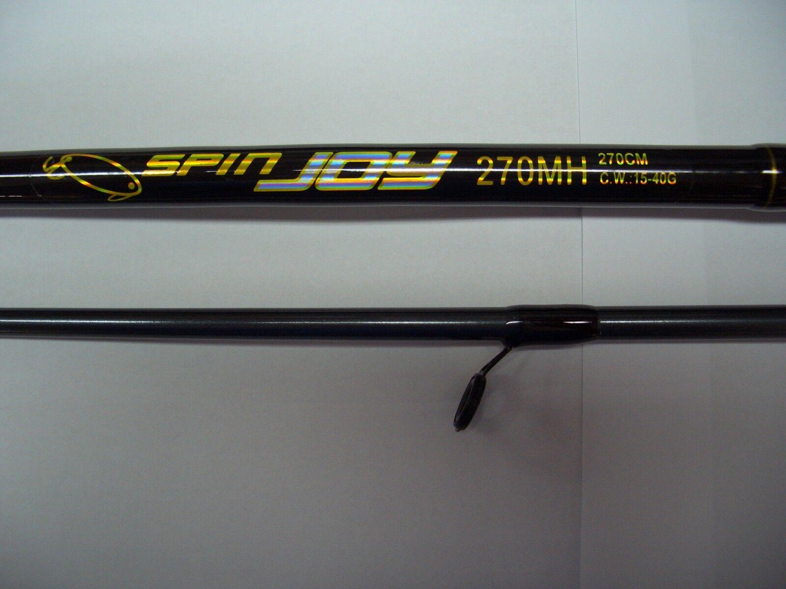 2x Sondermodell Shimano Spinjoy 270MH, 15-40 g