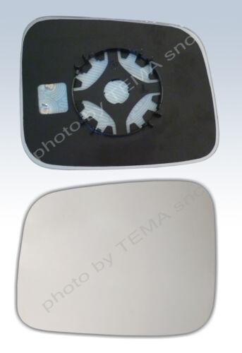 no termico Specchio retrovisore VOLKSWAGEN Transporter T4 1990-2003 SX asferico